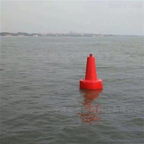 航道小浮标 小河道带灯浮标 水上浮球