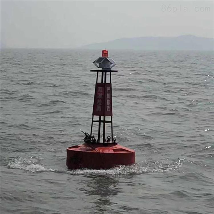 多参数水质监测浮标设计图纸