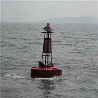 FBZ120*180海上圆锥形浮标内河塑料航标规格介绍