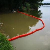 FT40*100墨脱水电站漂浮物导污排浮式阻截设施