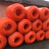 FT110*110*50吹填工程輸送管浮體海上聚乙烯浮桶規格