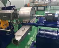 EVA防火母粒 PE阻燃母粒造粒機廠銷與配方