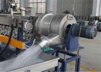 蘇州PA PP ABS PE POM塑料加纖造粒機規格