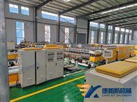 PP塑料高鈣中空格子板生產設備