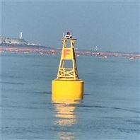 海洋養殖區界標浮標式水質自動監測系統