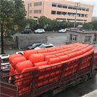 自浮式拦污漂库区漂浮物导漂装置