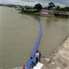 FT50*100庫區浮式攔污柵電站擋垃圾浮筒施工