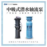 中吸轴流泵参数及价格