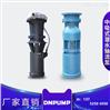 中吸潛水軸流泵型號及廠家