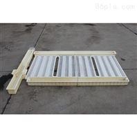 高铁路基防护栅栏模具