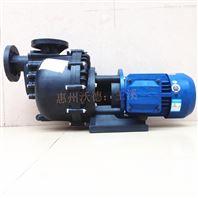 源立耐腐蚀耐强酸碱泵0.75kw污水处理泵