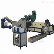 LDPE塑料擠出造粒機組