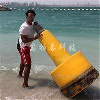 连江圆柱体浮标 海上警示灯浮筒