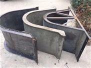 保定精达 水泥u型槽模具设计图