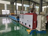 PVC畜牧门板隔墙中空门板生产设备
