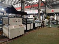 预应力波纹管生产线PE PVC PP管材挤出设备