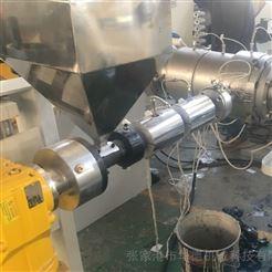 单螺杆PE盘管高速生产设备