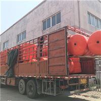 FT60*100水上浮式活动拦污排设计