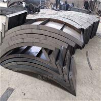 拱形骨架護坡模具 高鐵護坡鋼模板