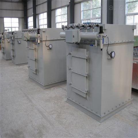 脉冲布袋除尘器易于清灰厂家提供指导安装