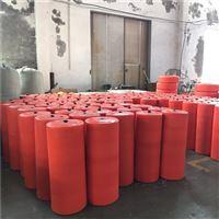 FT40*100*3海上防浪浮筒环保型拦污漂排制造商