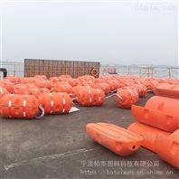 水电站拦污警示浮筒