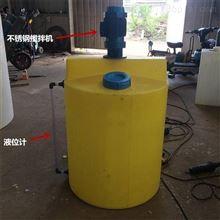 300升酸碱中和成套加药装置材质