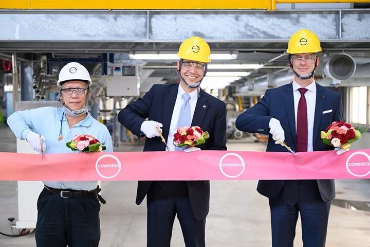 科思创扩增台湾彰化基地热塑性聚氨酯产能
