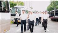 浙江省机器人产业高地专题调研组走访伟立机器人