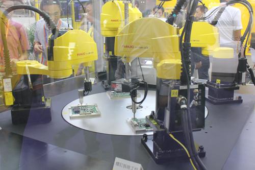 AGV—最有望突圍的國產工業機器人