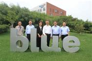 朱文玮理事长考察调研淄博部分塑料加工企业