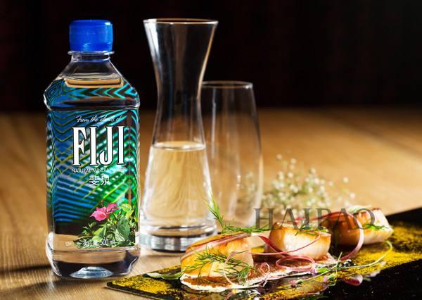 斐泉承诺到2025年使用100% rPET水瓶