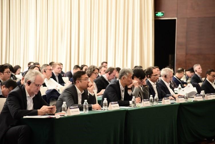第八届国际汽车工业4.0峰会隆重召开