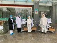 众志成城抗击疫情 深圳社会组织在行动