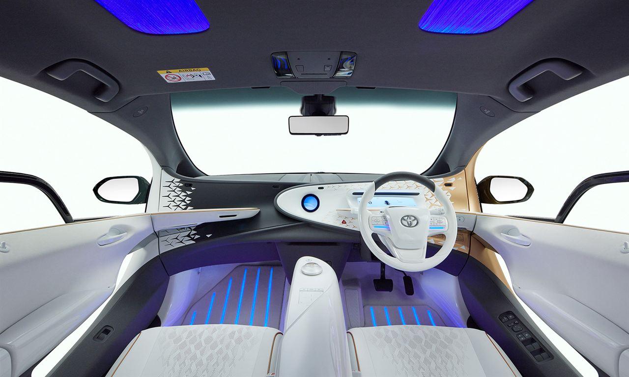 科思创为全新概念车丰田LQ提供可持续解决方案
