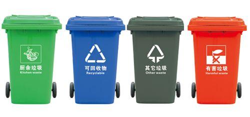 起重運輸機械關注垃圾分類:了解國外相關舉措