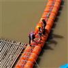 FT40*100漂浮垃圾拦漂网管式拦污排生产厂家